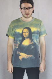 Mona Lisa Shirt